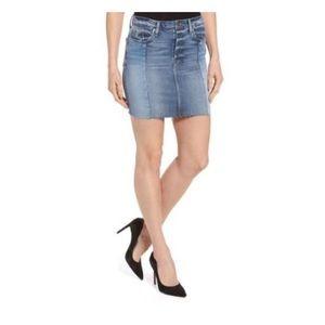 Patch Work Miniskirt